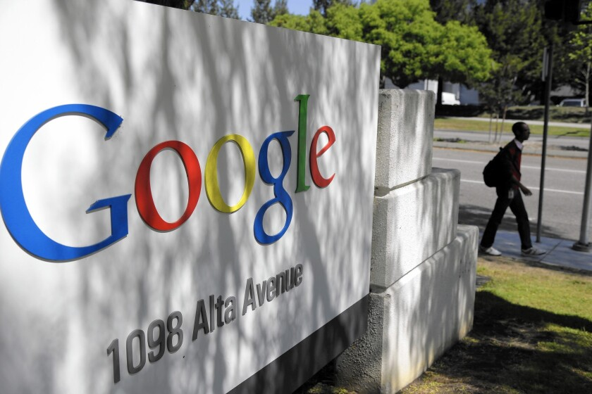 Google, Facebook offer paid leave to parents amid coronavirus school closures