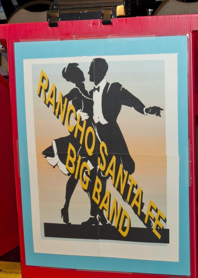 RSF Big Band performs the music of the 'Greatest Generation'