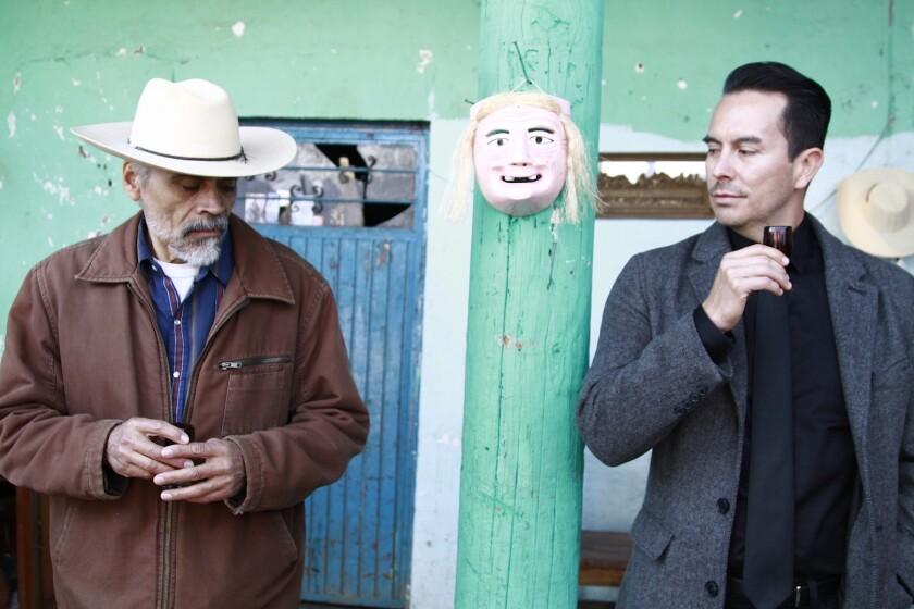 """Una escena de """"Acuitzeramo"""", que se presenta en este festival de talentos latinos emergentes."""
