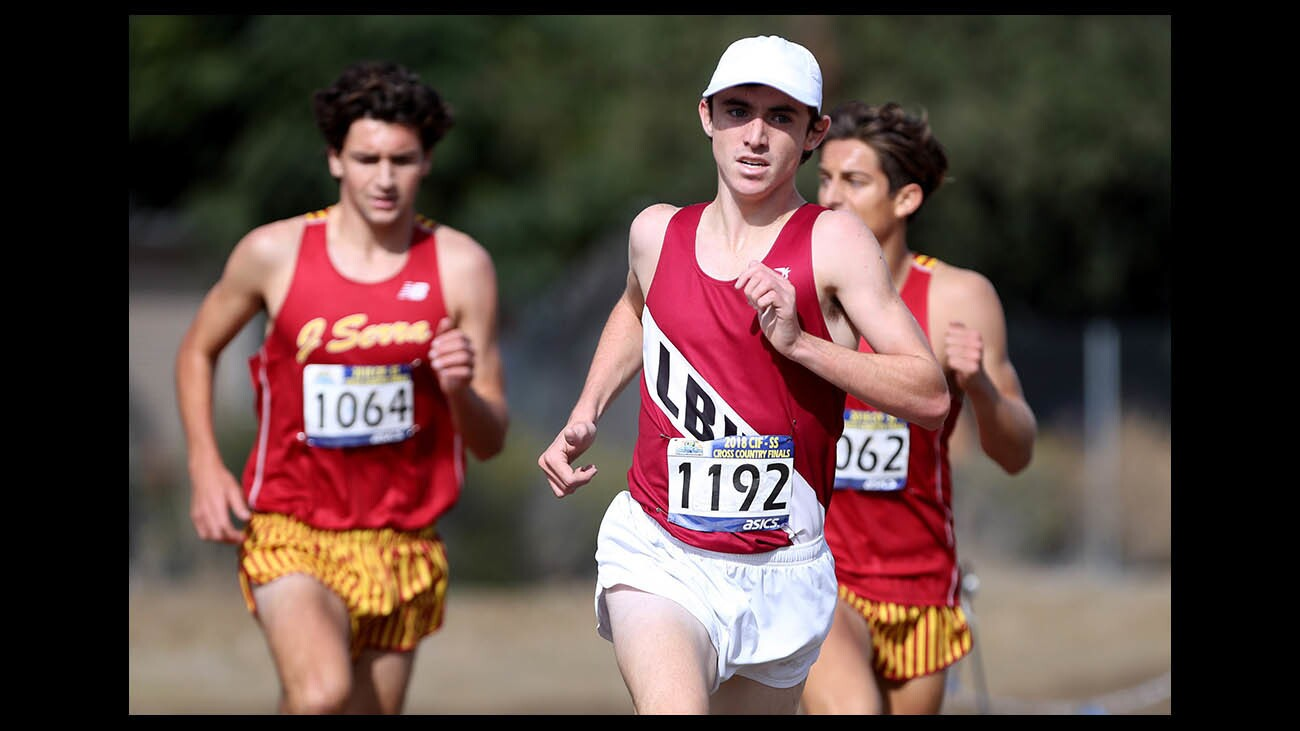Photo Gallery: CIF Southern Section cross-country finals