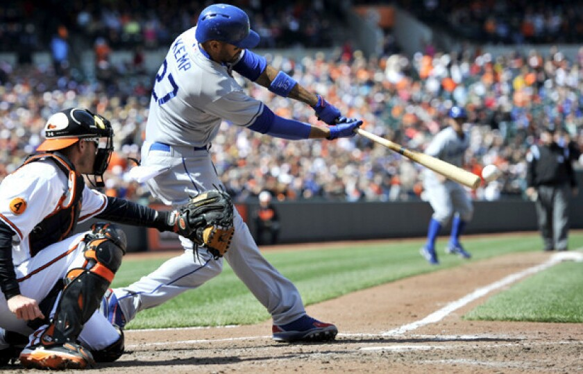 Dodgers exhale, snap six-game losing streak with 7-4 victory