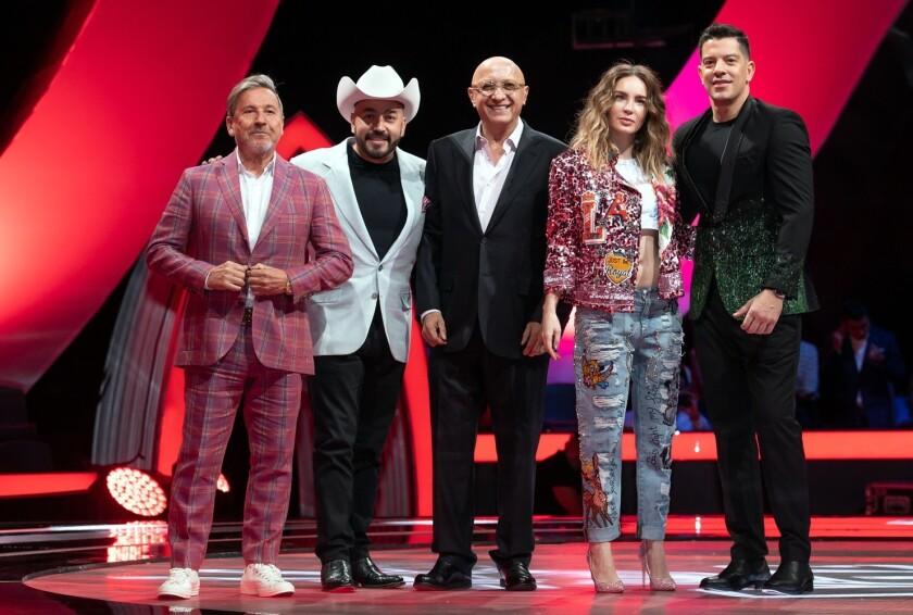 Los cantantes serán los encargados de seleccionar y guiar a los concursantes.