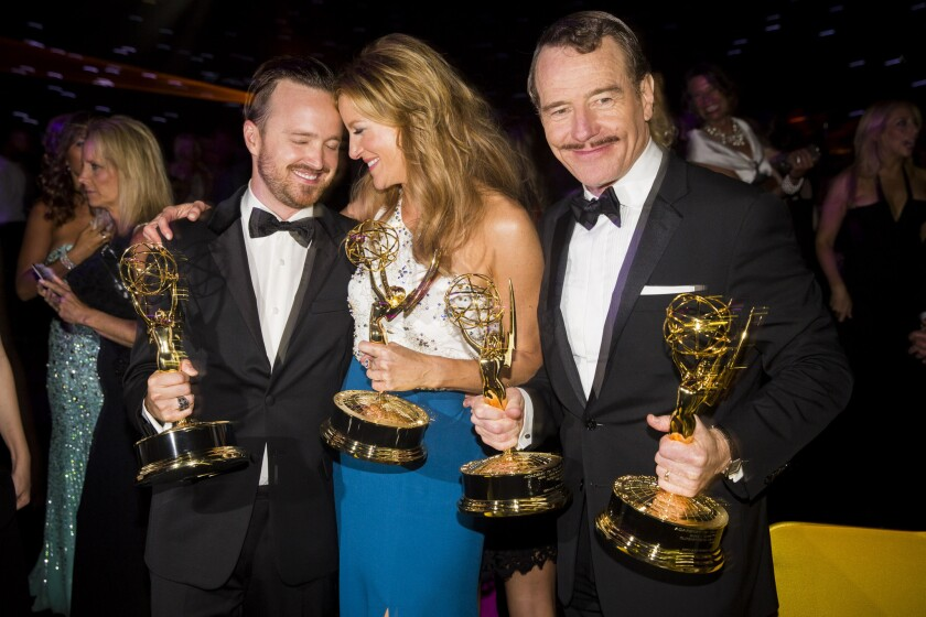Despite schedule switch, mixed reviews and howls over awards snubs, the Emmys mark a victory