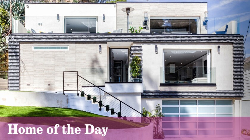Home of the Day | Hollywood Hills