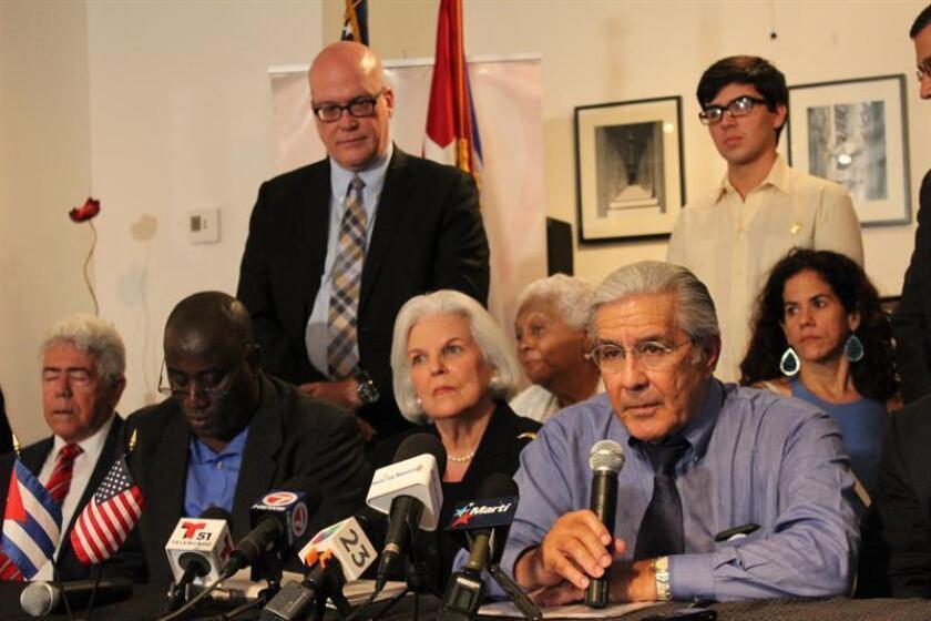 """La Asociación de Veteranos de Bahía Cochinos (Brigada 2506) inaugurará en 2018 en la localidad de Hialeah Gardens, en el condado de Miami-Dade (Florida), un nuevo museo que recogerá el """"legado de lucha constante contra la dictadura de los Castro"""", dijo hoy a Efe esta organización. EFE/ARCHIVO"""