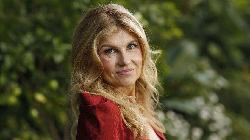 BEVERLY HILLS, CA., OCTOBER 25, 2018 ---Actors Connie Britton star in DIRTY JOHN, Bravo's adaptation