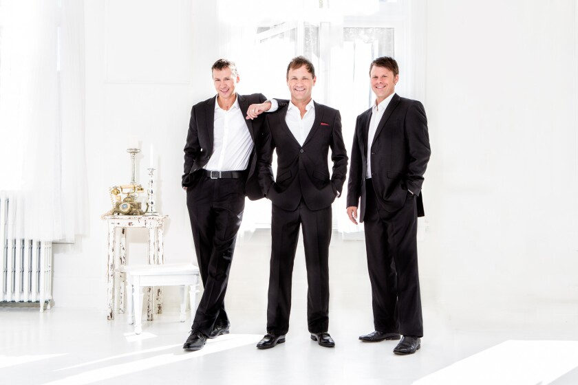 Tenoré will perform at the next Community Concerts event in Rancho Santa Fe on Nov. 11.