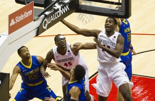 3 thoughts: SDSU 76, San Jose State 61