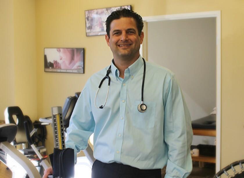 Dr. Paul Gaspar, DPT