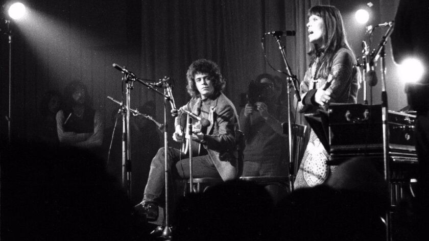 Lou Reed (left) and Nico (right) will receive posthumous Lifetime Achievement Grammy Awards as members of the hugely influential band Velvet Underground.