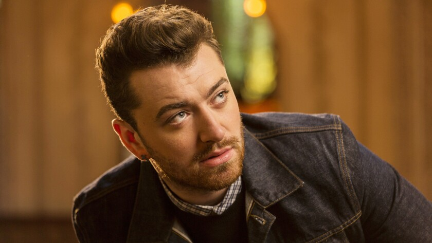 Sam Smith was not only nominated at the BET Awards, but won the Best New Artist award, beating out the likes of Fetty Wap and Rae Sremmurd.