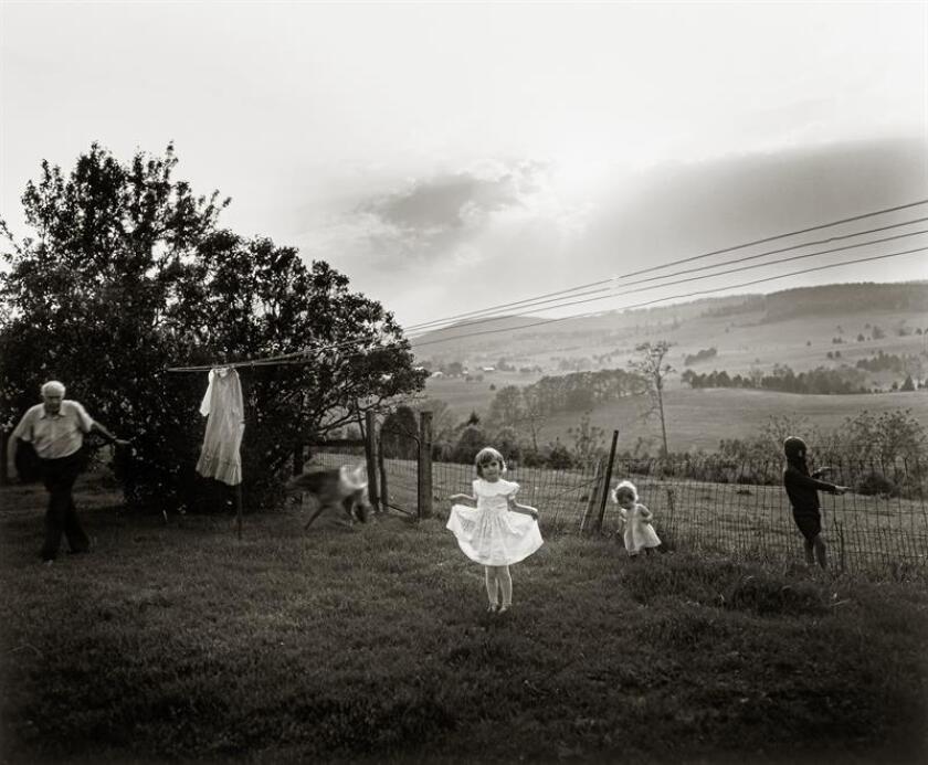 Sally Mann desentraña los fantasmas del sur de Estados Unidos