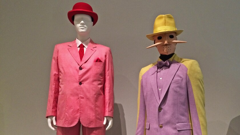 Reigning Men at LACMA