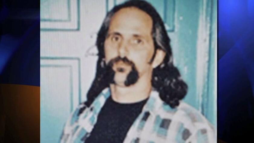 Former LAPD Det. Frank Lyga.
