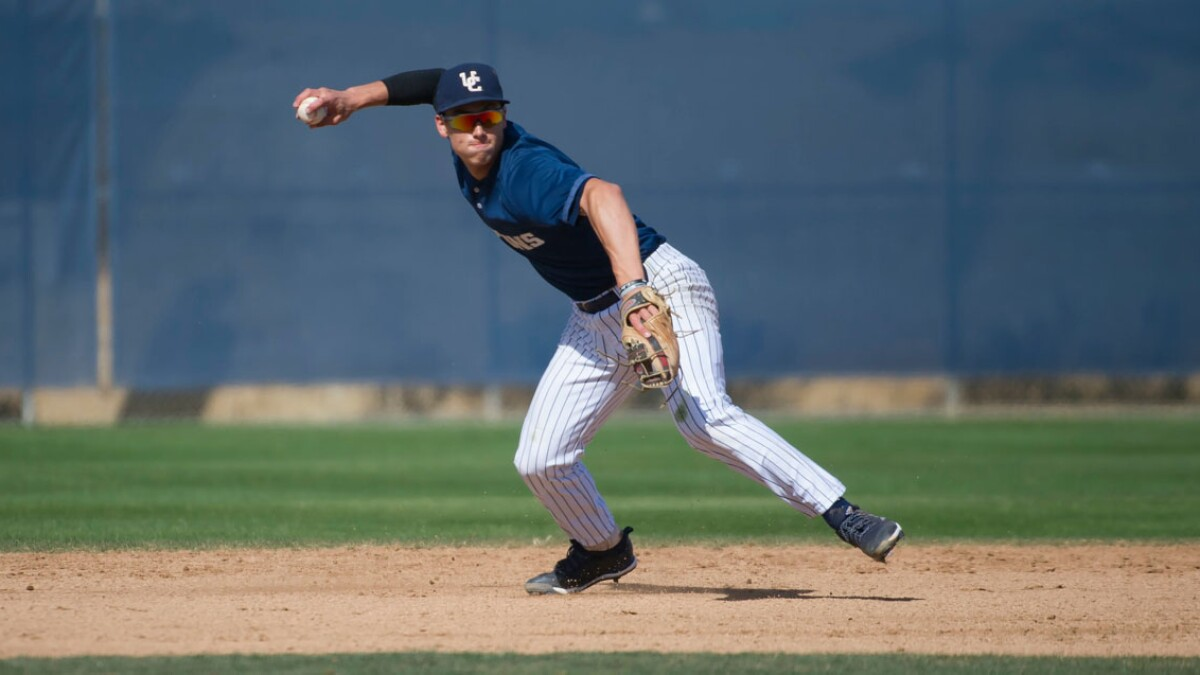 UC San Diego shortstop Shay Whitcomb in middle of things as ...