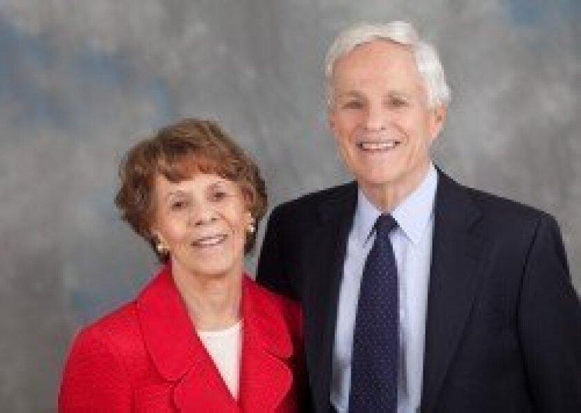 Rita and Richard Atkinson