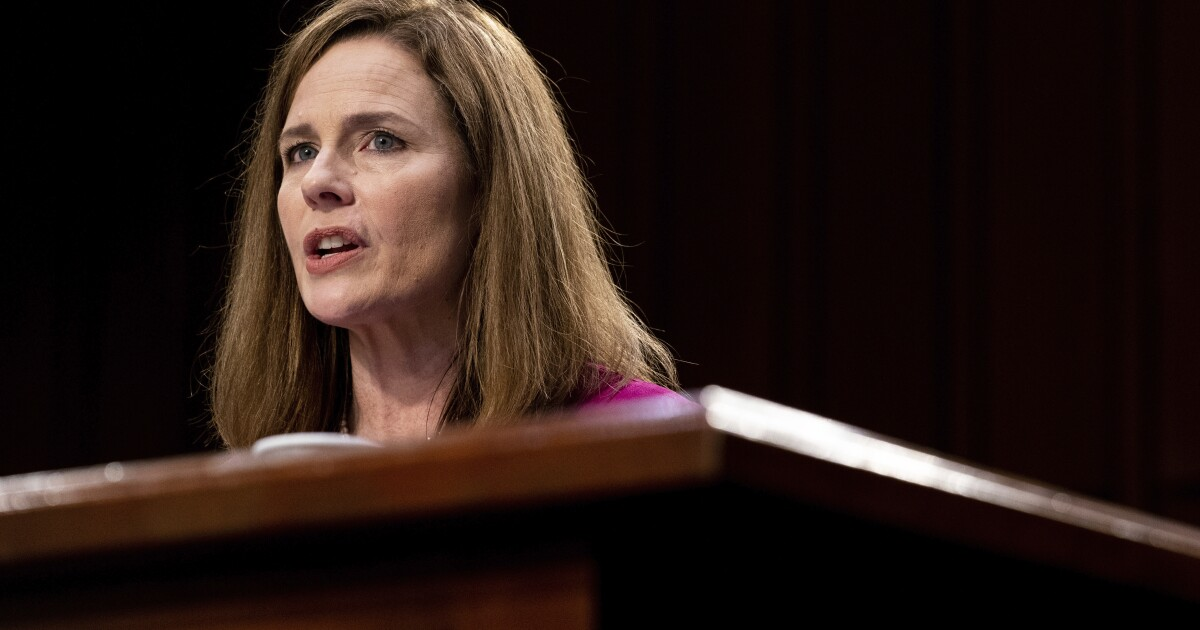 Democrats plan to boycott Barrett committee vote, but GOP won't let that slow her Senate confirmation