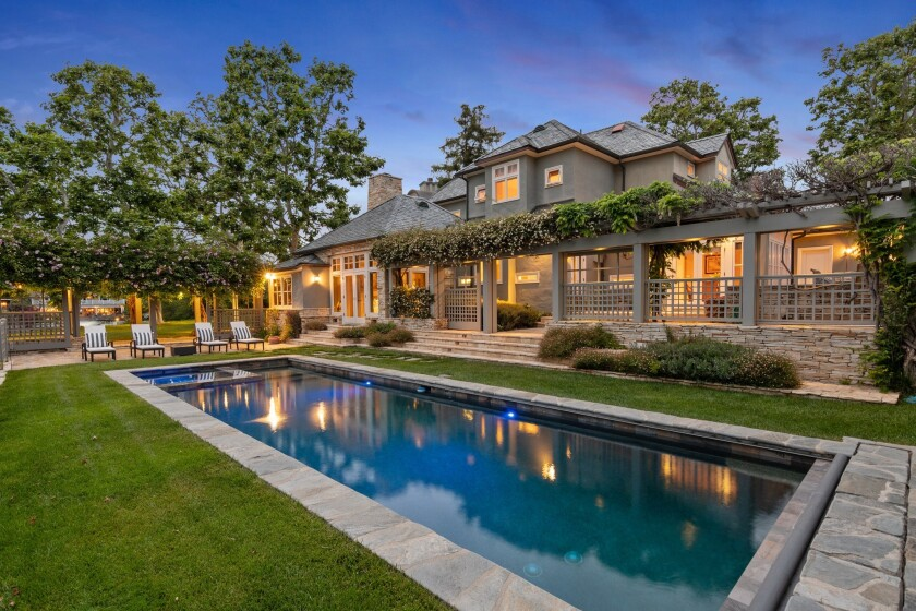 Peter Casey's Toluca Lake home   Hot Property