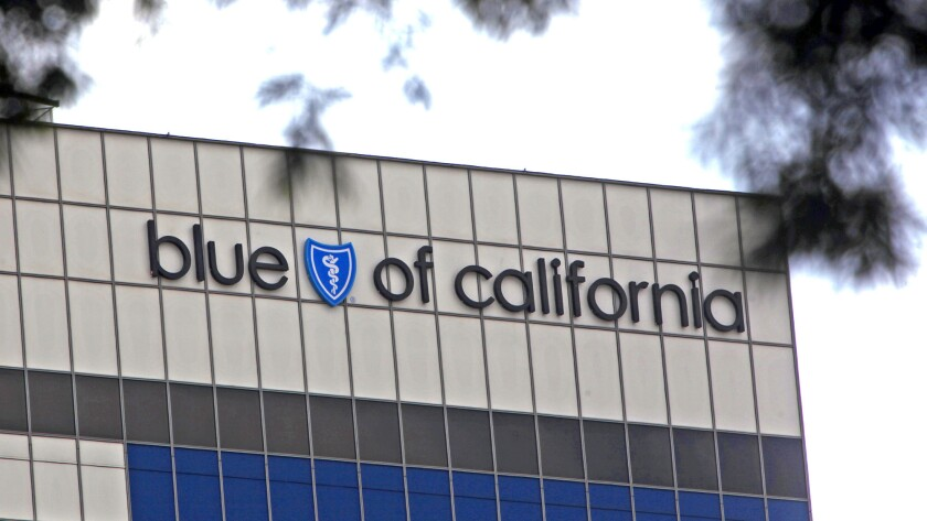 Californians with Blue Shield health plans complain of sudden