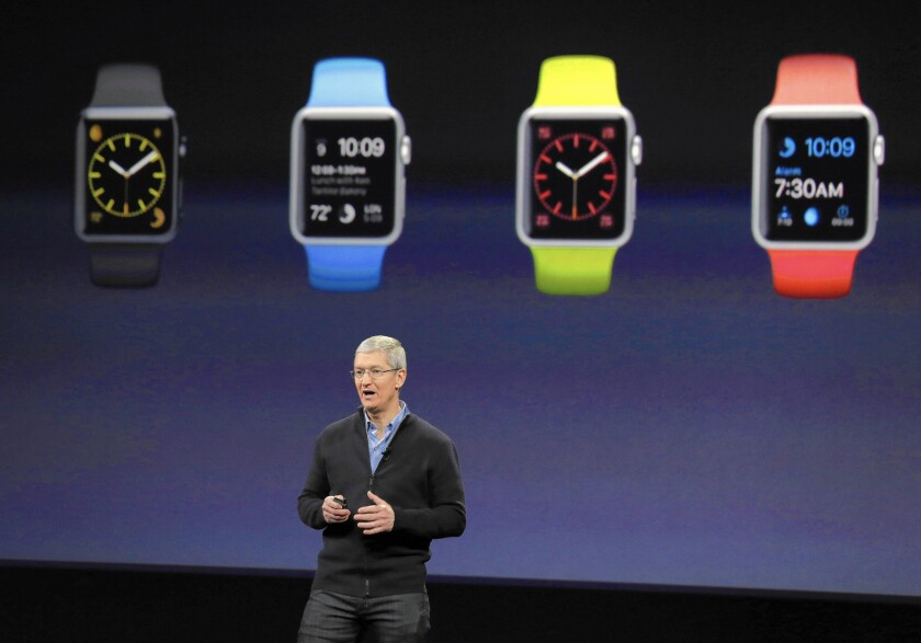 Stakes are high at Apple event