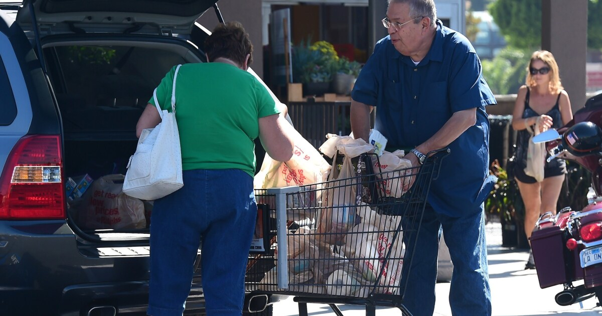 Coronavirus prompts Gov. Gavin Newsom to suspend California's plastic bag ban