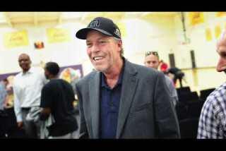 Bill Plaschke's Wake Up Call: Jim Buss