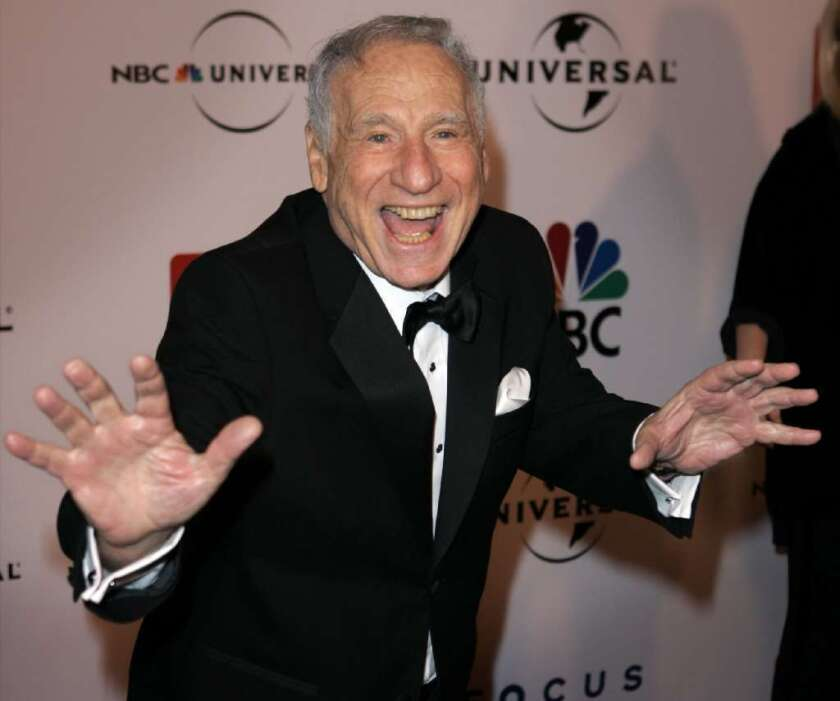 Mel Brooks says political correctness is killing comedy