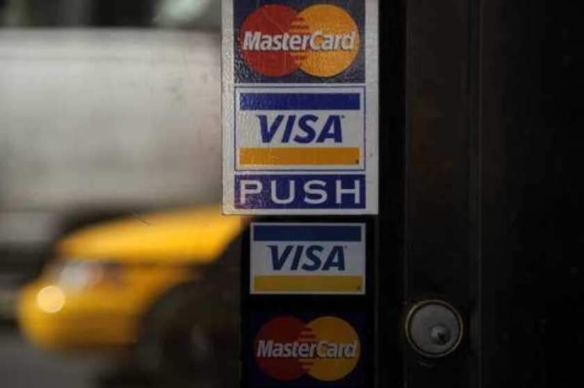 MasterCard and Visa warn of potential cardholder account breaches