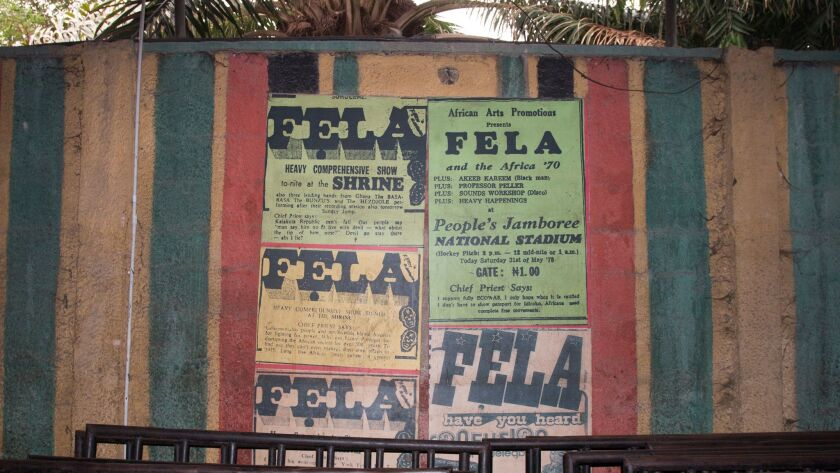 Fela Kuti built his music around a distrust of Nigeria's elites  Now