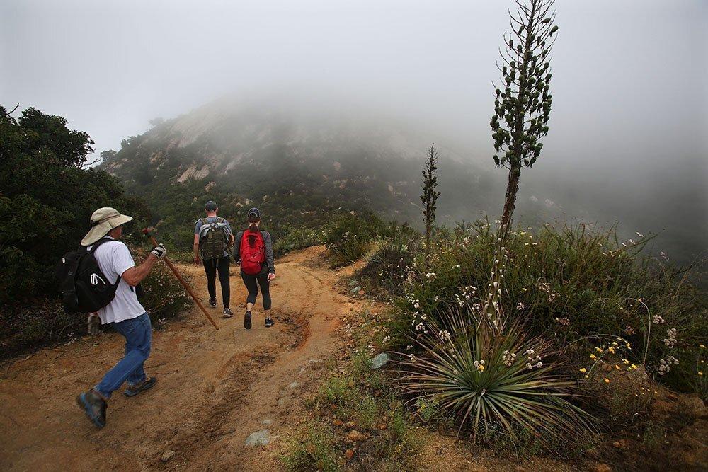 El Cap Warrior Challenge