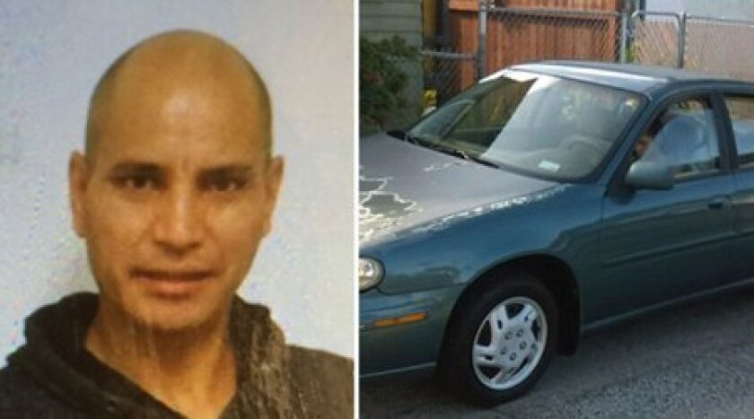 Double-homicide suspect shot after standoff with San Diego police