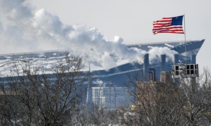 La contaminación del aire afecta a 4 de cada 10 en EE.UU., según estudio