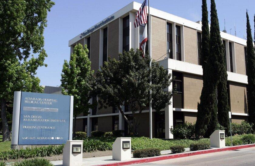 Alvarado Hospital Medical Center