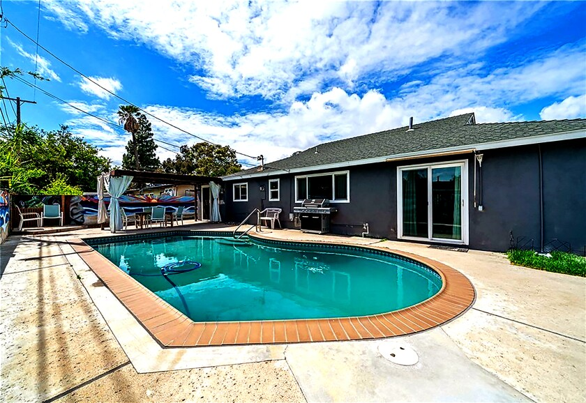 An upgraded home at 1168 W. Hazelwood St., Anaheim