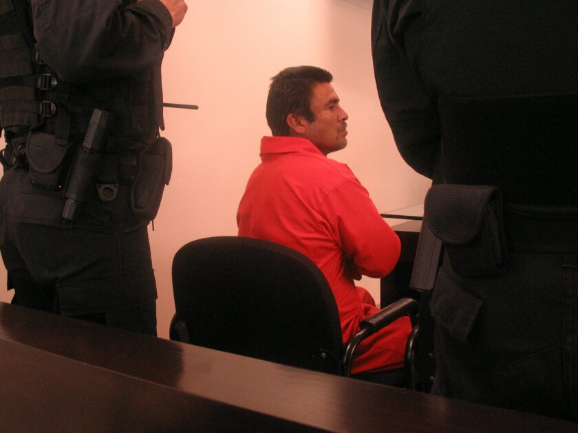 Rigoberto Acevedo Rivera, charged with stealing a 1995 Ford Windstar in 2010 was the first  Baja California defendant in a new system of oral trials being adopted across Mexico as the country reforms its criminal justice system.