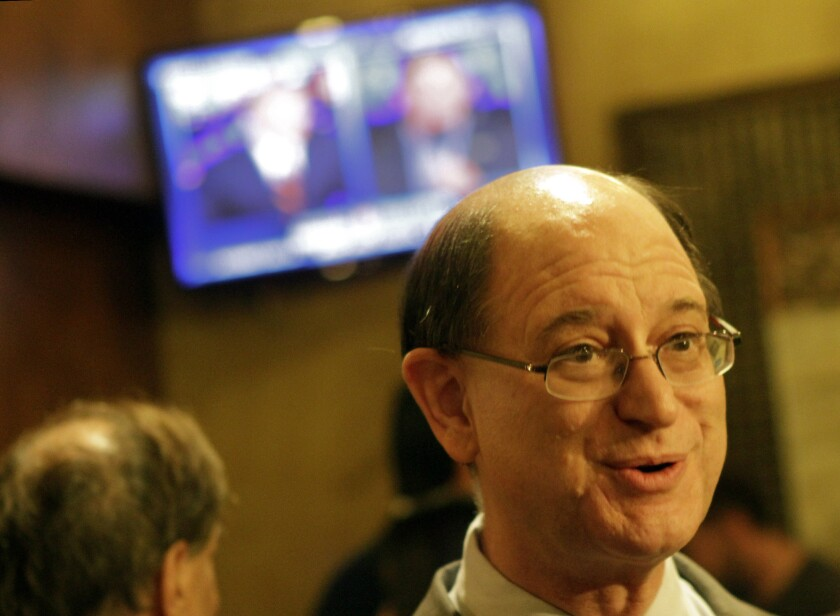 Rep. Brad Sherman jokes God wants interest rates low until spring