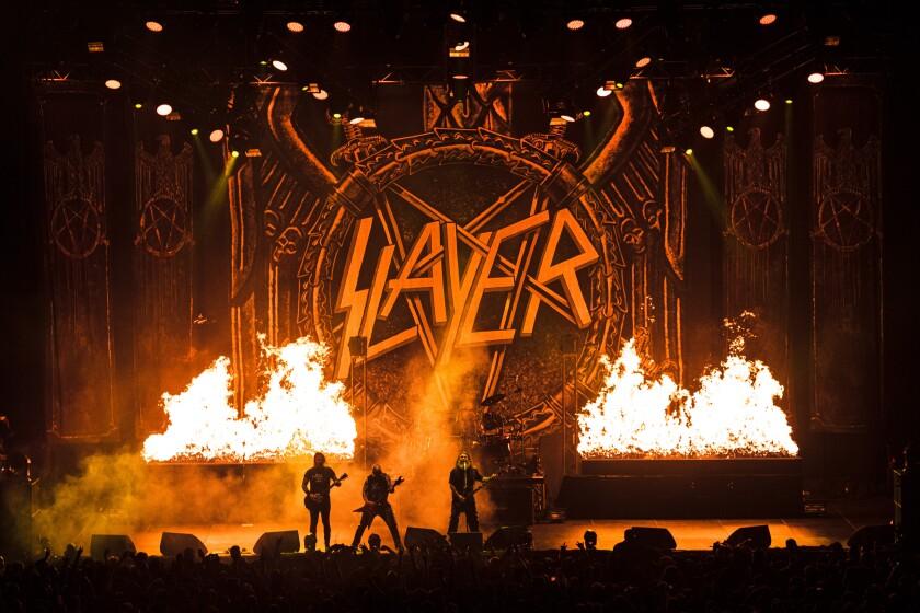 Slayer:  Repentless Killogy