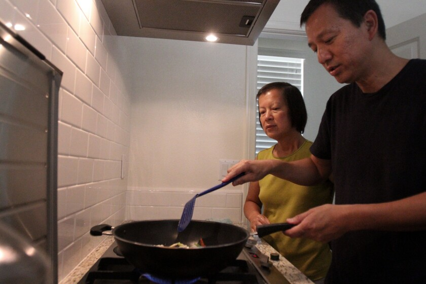 Cook with a gas stove? You could be breathing polluted air, study says