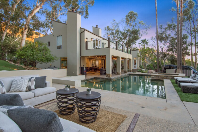 DeAndre Jordan's Malibu home | Hot Property