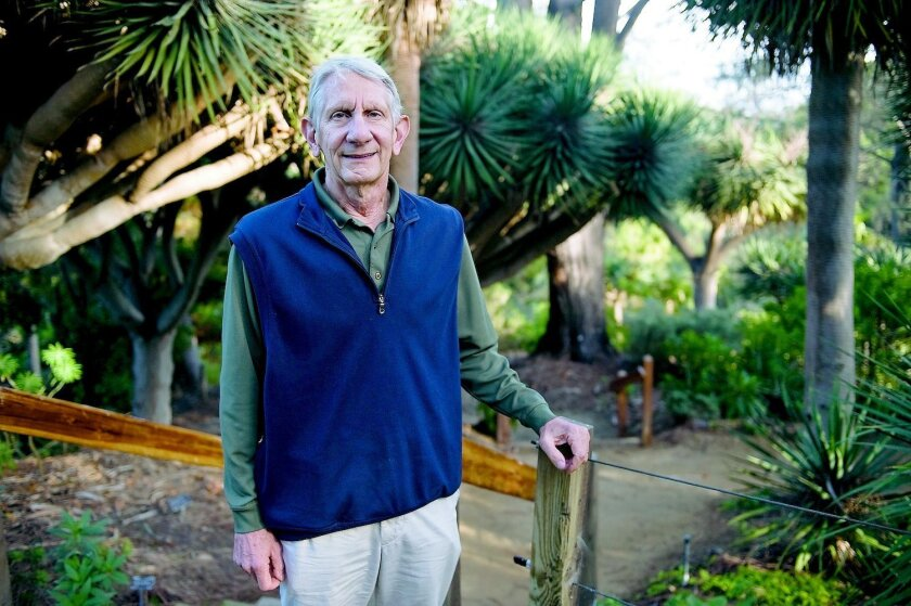 Botanic Garden S Outgoing Horticulturist Presided Over Major Expansion The San Diego Union Tribune