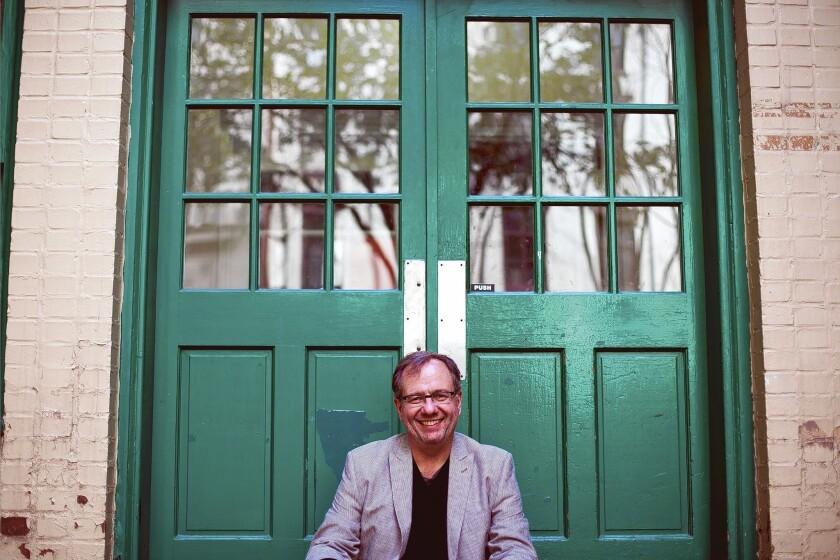 Author Paul Raeburn.