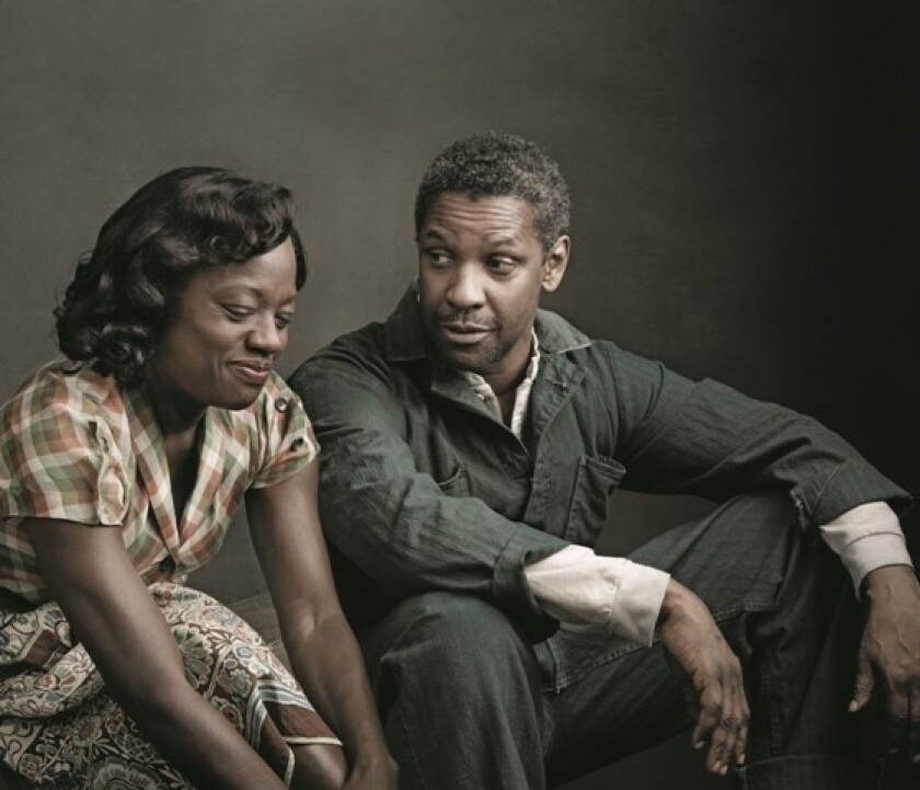 """A shot from the Broadway revival of """"Fences."""""""