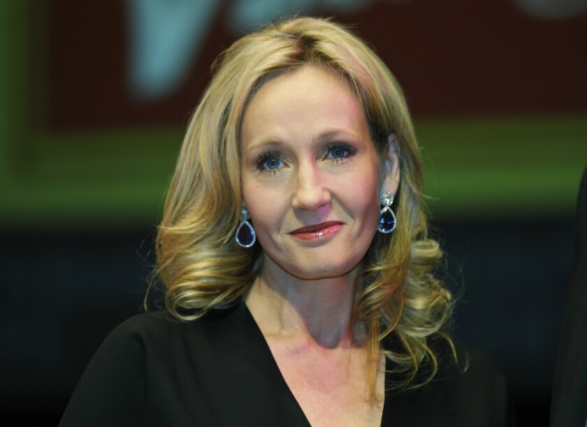 "J.K. Rowling's fifth Cormoran Strike thriller, under the pseudonym Robert Galbraith, is ""Troubled Blood."""