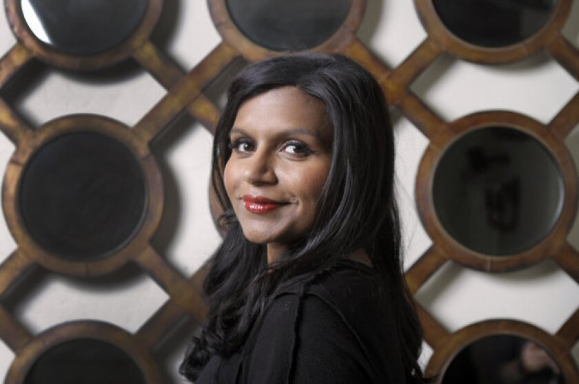 Mindy Kaling prepares to launch her own comedy on Fox.