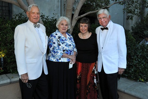 Dave and Mary Fitz, Cathy and Dr. John Hattox