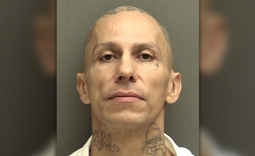 Houston police are searching for Jose Gilberto Rodriguez, 46, in connection to a week of deadly shootins and robberies in the Houston area in Texas on July 16, 2018.
