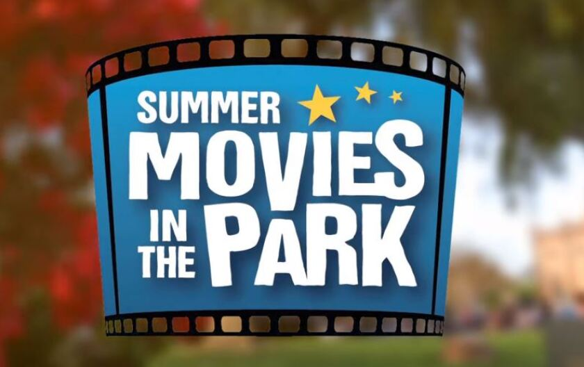 Summer Movies In The Park Will Visit Carmel Valley Sage Canyon Parks Del Mar Times