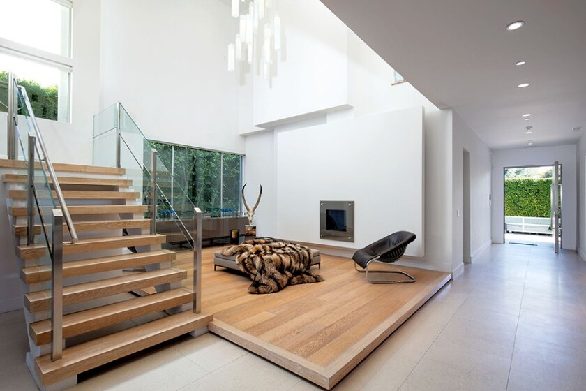 Robert Rodriguez's Beverly Grove home