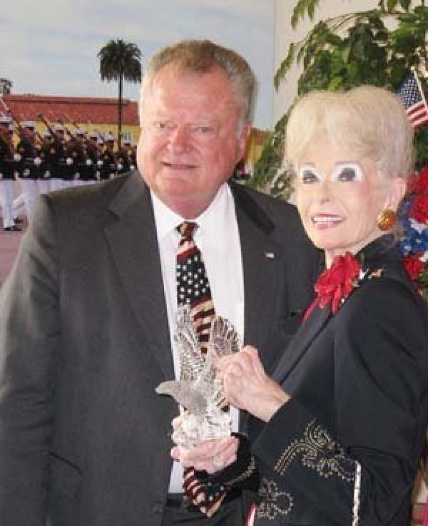 John and Sally Thornton Photo: Courtesy