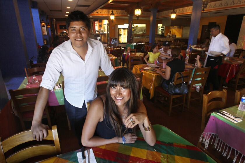 """Brother and sister team Fernando and Bricia Lopez have taken the reins of the family's """"American Classic"""" restaurant."""